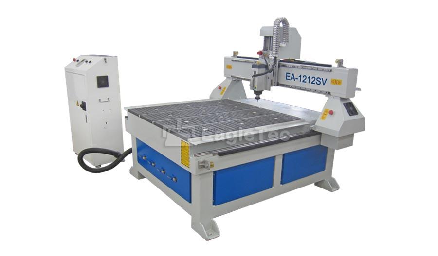 Best 4x4 Cnc Router For Sale With Hsd Spindle Eagletec